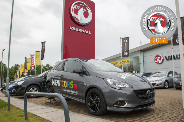 Dealer Details for Livingston Vauxhall