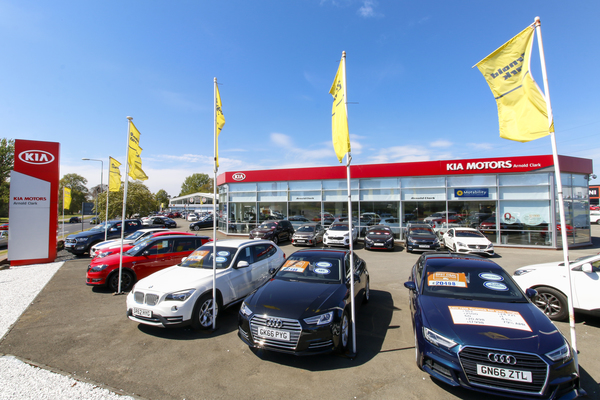 Dealer Details for Kirkcaldy Kia
