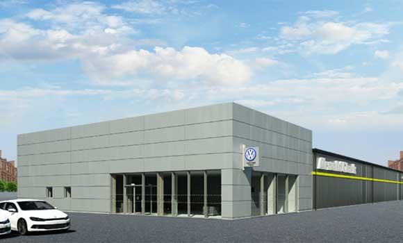 Dealer Details for Glasgow Volkswagen Service Centre