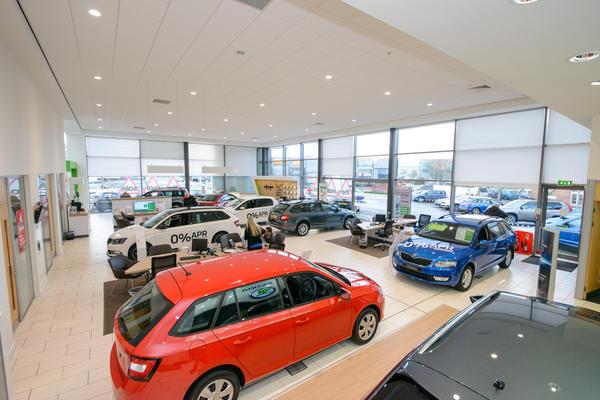 Dealer Details for Inverness ŠKODA
