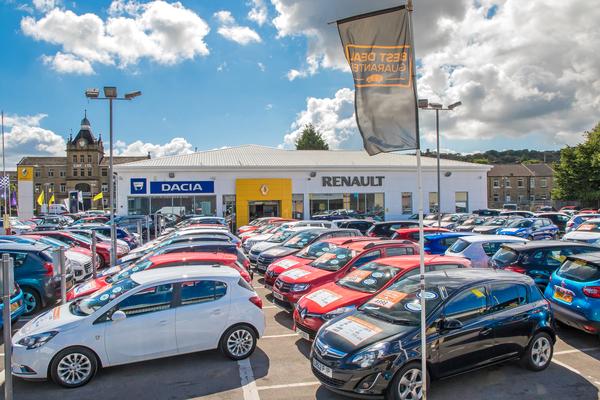 Dealer Details for Huddersfield Peugeot / Renault / Dacia