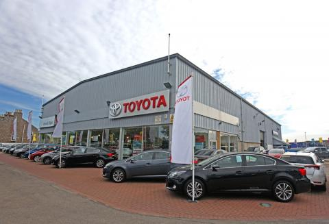 Dealer Details for Aberdeen Toyota