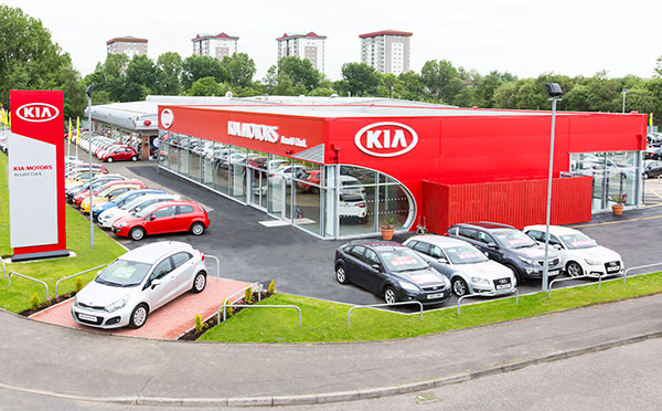 Dealer Details for Glasgow Fiat / Kia / Abarth (North)
