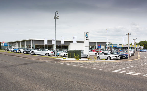 Dealer Details for Harry Fairbairn BMW (Irvine)