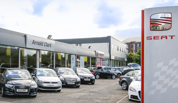 Dealer Details for Glasgow SEAT (North)