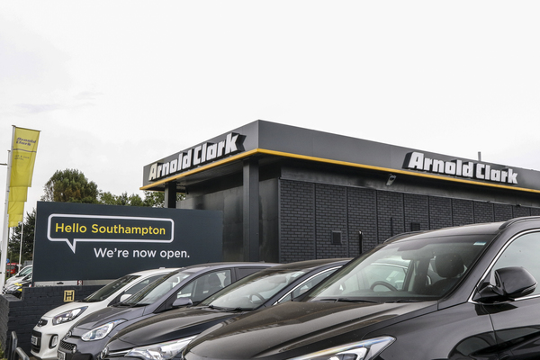 Dealer Details for Arnold Clark Southampton