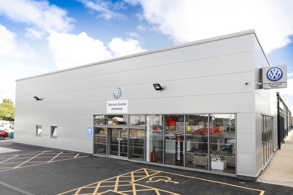 Dealer Details for Glasgow Volkswagen Service Centre