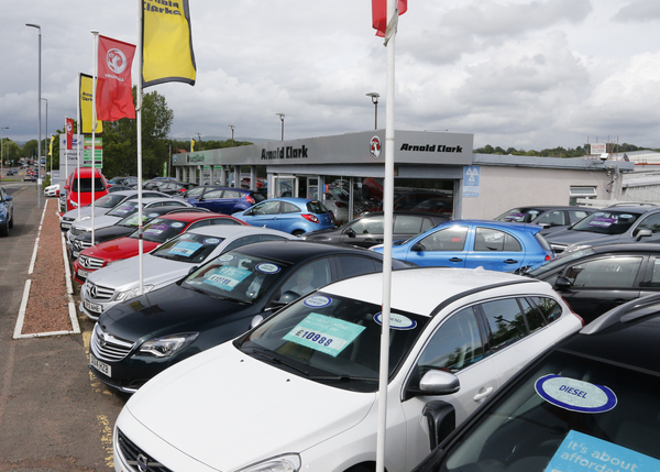Dealer Details for Milngavie Ford Service Centre