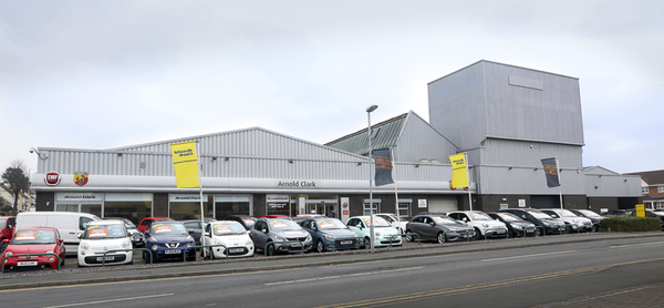 Dealer Details for Stourbridge Fiat / Motorstore / Abarth