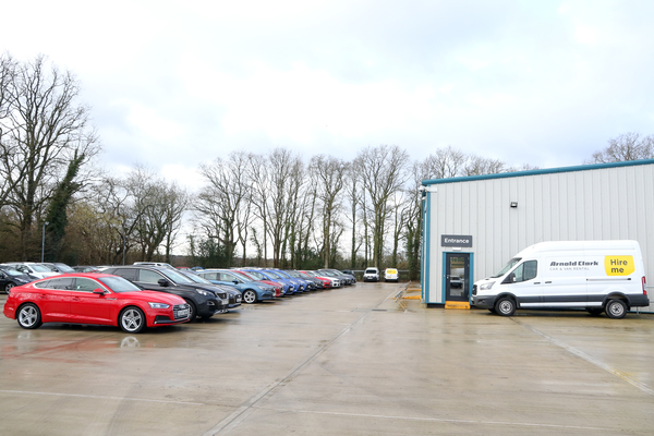 Dealer Details for Arnold Clark Lingfield