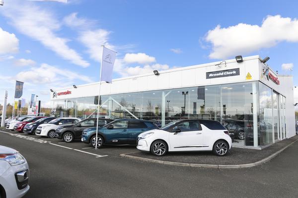 Dealer Details for Kilmarnock Citroën