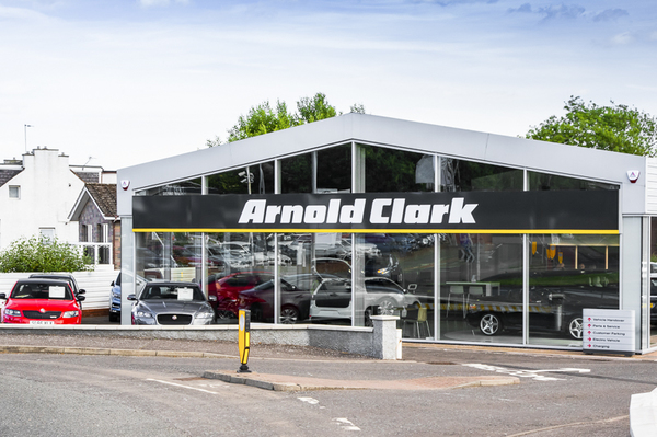 Dealer Details for Arnold Clark Dumfries