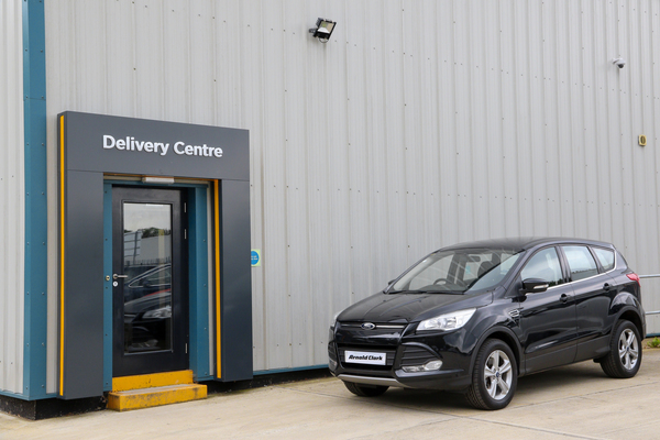 Dealer Details for Arnold Clark Lingfield Delivery Centre