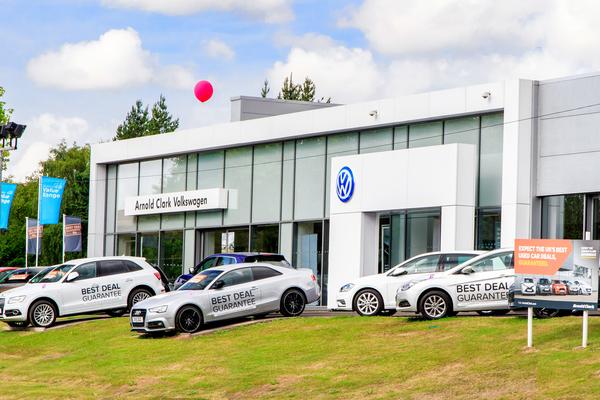 Dealer Details for Glasgow Volkswagen (South)