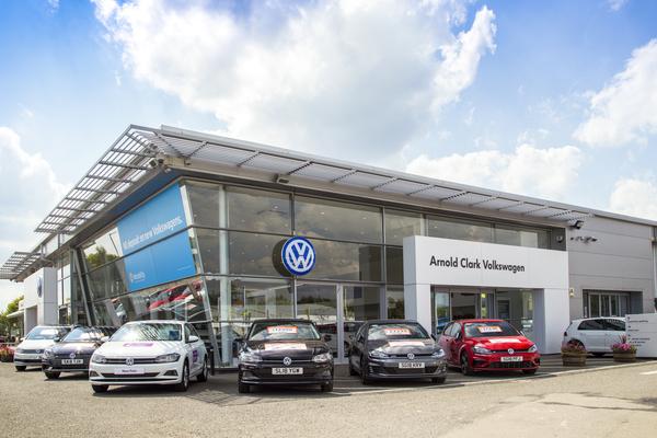 Dealer Details for Stirling Volkswagen