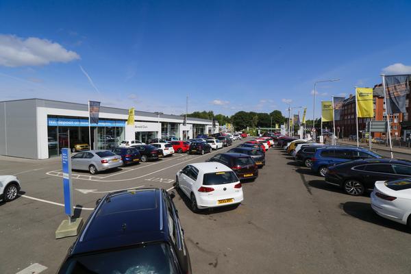 Dealer Details for Glasgow Volkswagen (North)