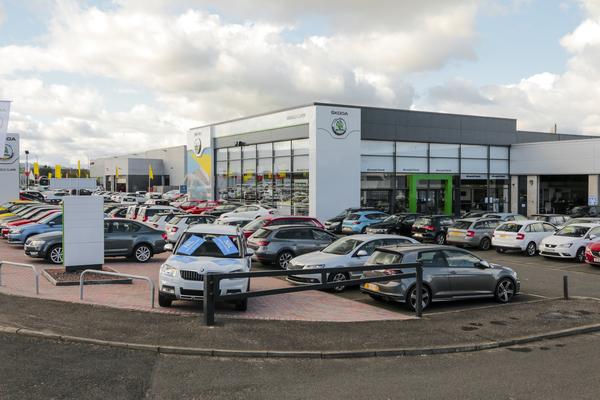 Dealer Details for Linwood SEAT / ŠKODA